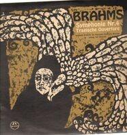 Johannes Brahms/ Symphonie-Orchester Des Bayerischen Rundfunks , Carl Schuricht - Symphonie Nr. 4 in e-moll op. 98  - Tragische Ouvertüre