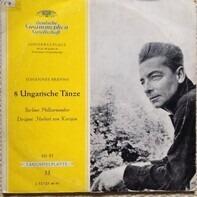 Johannes Brahms/ Karajan, Berliner Philharmoniker - 8 Ungarische Tänze