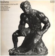 Johannes Brahms - Klavierquartett c-moll op.60