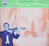 Brahms - Y. Menuhin , W. Furtwängler w/ Lucerne Festival Orchestra - Konzert für Violine und Orchester D-Dur Op. 77
