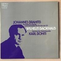 Johannes Brahms / Wilhelm Backhaus - Konzert Für Klavier Und Orchester Nr. 2 B-Dur Op. 83
