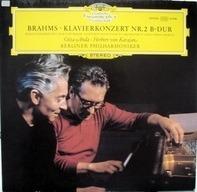 Brahms - Klavierkonzert Nr. 2 B-Dur (Karajan)