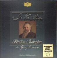 Johannes Brahms - 4 Symphonien (Karajan)
