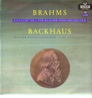 Johannes Brahms - Klavierkonzert Nr. 2 B-dur (Backhaus)