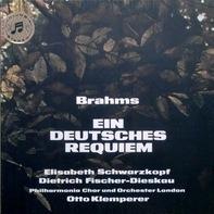 Brahms - von Karajan w/ Berliner Philharmoniker - Ein Deutsches Requiem