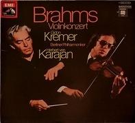 Brahms (Kremer / Karajan) - Konzert für Violine und Orchester D-Dur Op. 77
