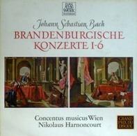 Bach - Brandenburgische Konzerte 1-6