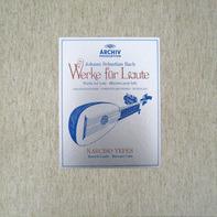 J.S. Bach - Narciso Yepes - Werke Für Laute (Gesamtaufnahme)