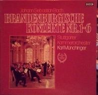 Johann Sebastian Bach , Gustav Leonhardt , Frans Brüggen , Anner Bylsma , Lucy Van Dael , Paul Domb - Brandenburgische Konzerte Nr. 1-6