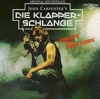 John Carpenter & Alan Howarth - Klapperschlange
