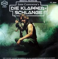 John Carpenter & Alan Howarth - Die Klapperschlange (Original Soundtrack)