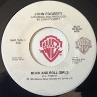 John Fogerty - The Old Man Down The Road / Rock And Roll Girls