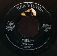 John Gary - That's Life / Ciumachella