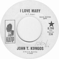 John Kongos - I Love Mary