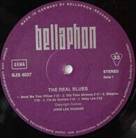 John Lee Hooker - THE REAL BLUES