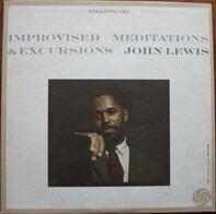John Lewis - Improvised Meditations & Excursions