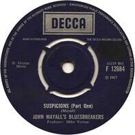 John Mayall & The Bluesbreakers - Suspicions