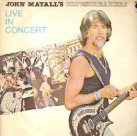 John Mayall's Bluesbreakers - Live In Concert