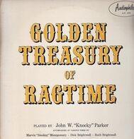 John Parker - Golden Treasury Of Ragtime