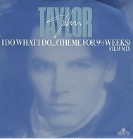 John Taylor - I Do What I Do