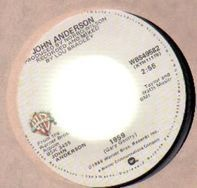 John Anderson - 1959 / It Looks Like The Party Is Over
