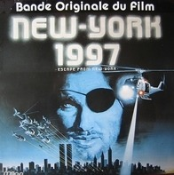 John Carpenter & Alan Howarth - New York 1997 (Bande Originale Du Film)