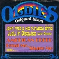 John Fred & His Playboy Band - Judy In Disguise/ Bend Me, Shape Me