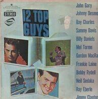 John Gary, Johnny Desmond, Ray Charles,.. - 12 Top Guys - Great Stars