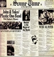 John Lennon & The Plastic Ono Band - Some Time in New York City