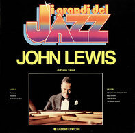John Lewis - I Grandi Del Jazz