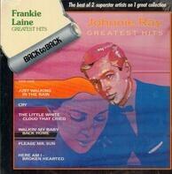 Johnnie Ray, Frankie Laine - Back to Back