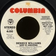 Johnnie Taylor / Deniece Williams - God Is Standing By / God Is Amazing