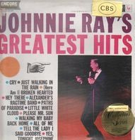 Johnnie Ray - Johnnie Ray's Greatest Hits