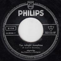 Johnnie Ray - Yes, Tonight Josephine / No Wedding Today