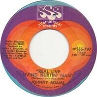 Johnny Adams - Real Live Livin' Hurtin' Man / Georgia Morning Dew