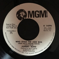 Johnny Bond - Who Stole The Juke Box (From Lucy's Perfume Parlor)