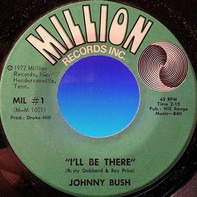 Johnny Bush - I'll Be There