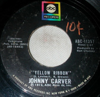 Johnny Carver - Yellow Ribbon / Since My Baby Left Me