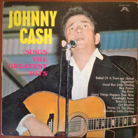 Johnny Cash - Sings The Greatest Hits