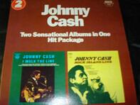 Johnny Cash - I Walk The Line / Rock Island Line