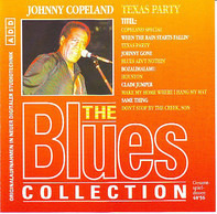 Johnny Copeland - Texas Party