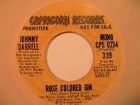 Johnny Darrell - Rose Colored Gin
