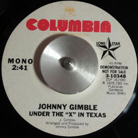 "Johnny Gimble - Under The ""X"" In Texas"