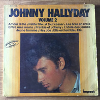 Johnny Hallyday - Volume 2