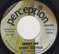 Johnny Hartman - Sunday Son