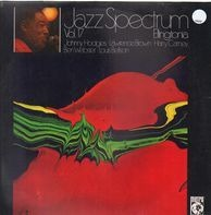Johnny Hodges, Lawrence Brown, Harry Carney, etc - Jazz Spectrum Vol. 17 - Ellingtonia