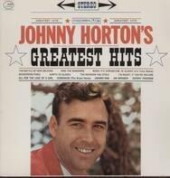 Johnny Horton - Greatest Hits