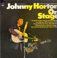 Johnny Horton - On stage