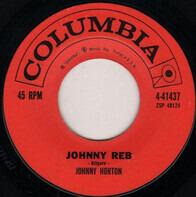 Johnny Horton - Johnny Reb / Sal's Got A Sugar Lip
