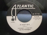Johnny Jenkins And The Pinetoppers - Love Twist